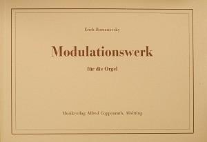 Romanovsky: Modulationswerk für die Orgel
