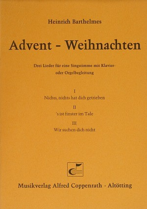 Barthelmes: Barthelmes, Advent-Weihnachten