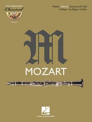 Mozart: Clarinet Concerto in A major, K622 (page 1 of 8