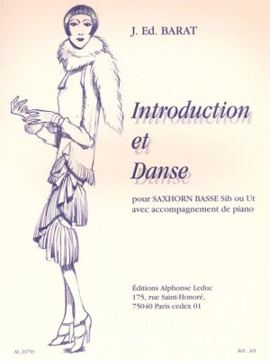 Jaques Ed. Barat: Introduction And Danse