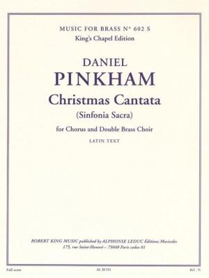 Pinkham: Christmas Cantata