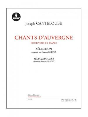 Joseph Canteloube: Chants d'Auvergne