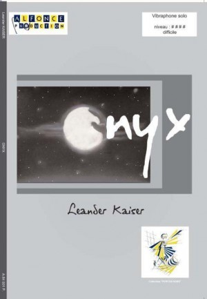 Leander Kaiser: Onyx Product Image