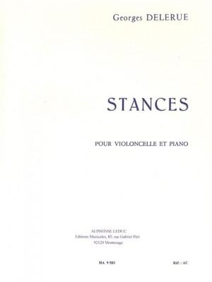 Delerue: Stances