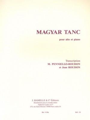 Pyotr Ilyich Tchaikovsky: Magyar Tanc