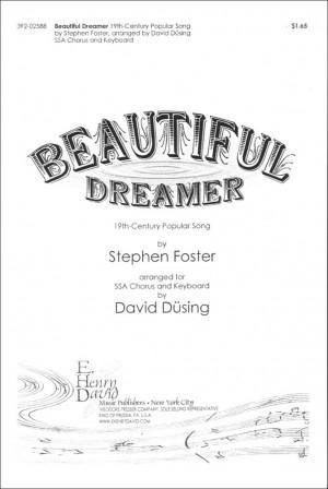 Stephen C. Foster: Beautiful Dreamer