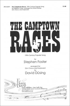 Stephen C. Foster: The Camptown Races