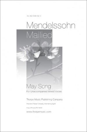 Felix Mendelssohn Bartholdy: Mailied
