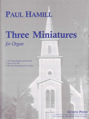Paul Hamill: Three Miniatures
