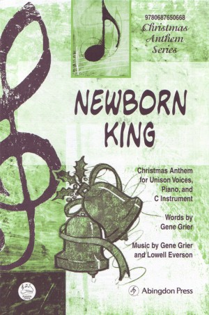 Gene Grier_Lowell Everson: Newborn King