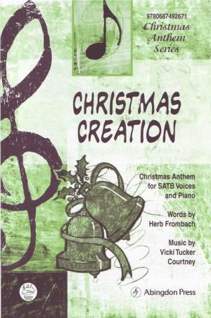 Vicki Tucker Courtney: Christmas Creation