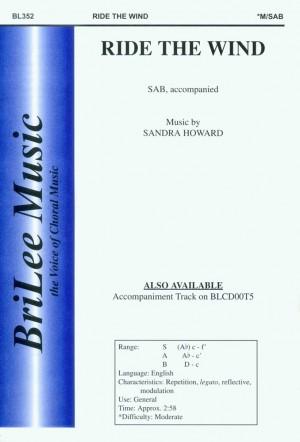 Sandra Howard: Ride The Wind