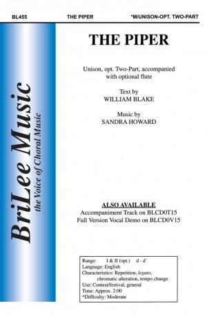 Sandra Howard: Piper, The Product Image