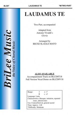 Antonio Vivaldi: Laudamus Te