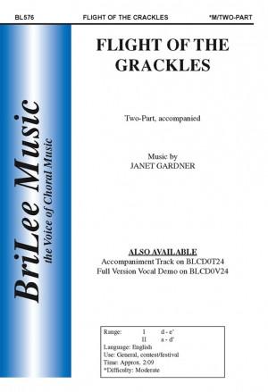 Janet Gardner: Flight Of The Grackles