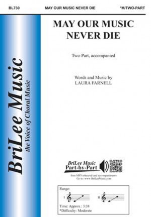 Laura Farnell: May Our Music Never Die
