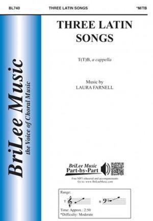 Laura Farnell: Three Latin Songs