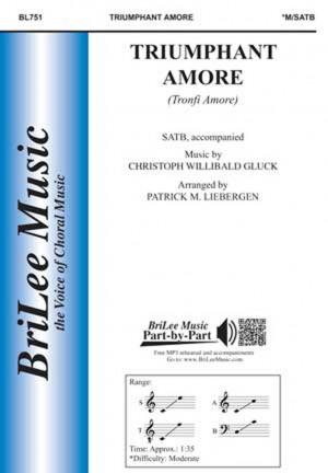 Christoph Willibald Gluck: Triumphant Amore