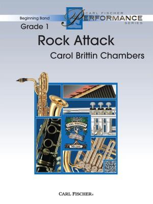 Carol Brittin Chambers: Rock Attack