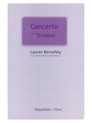 Lauren Bernofsky: Concerto for Trumpet