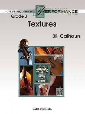 Bill Calhoun: Textures