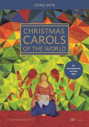 Weihnachtslieder International.Weihnachtslieder Aus Aller Welt Chorbuch Satb Presto Sheet Music