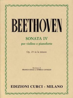 Ludwig van Beethoven: Sonata IV op. 23 n. 4 La minore