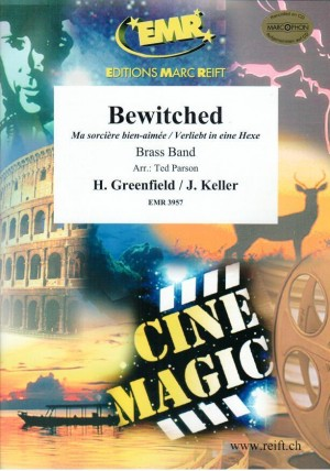 Howard Greenfield_Jack Keller: Bewitched Product Image