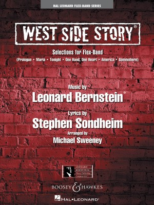 Leonard Bernstein: West Side Story (Selections for Flex-Band)