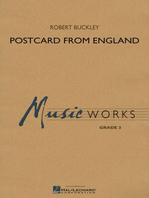 Robert Buckley: Postcard from England