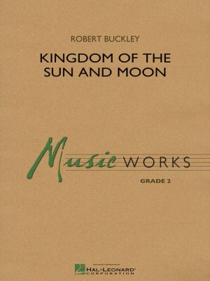 Robert Buckley: Kingdom of the Sun and Moon