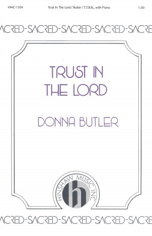Donna Butler: Trust In The Lord
