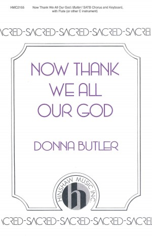 Donna Butler: Now Thank We All Our God