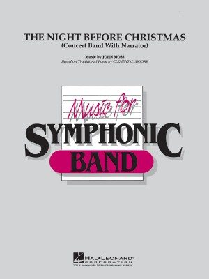 The Night Before Christmas (for narrator and band)