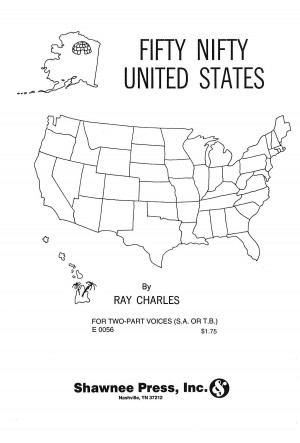 Ray Charles: Fifty Nifty United States
