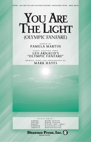 Pamela Martin: You Are the Light (Olympic Fanfare)