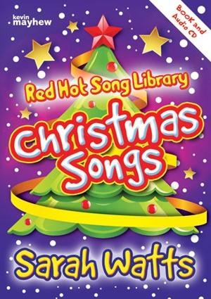 Sarah Watts: Red Hot Song Library Christmas Songs + Karaoke DVD