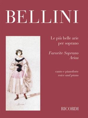 Vincenzo Bellini: Le più belle arie per soprano