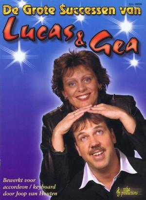 J. van Houten: Grote Successen Van Lucas & Gea