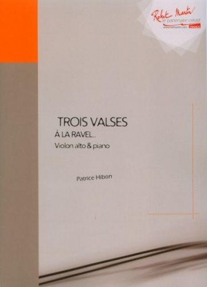 Patrice Hibon: Trois Valses