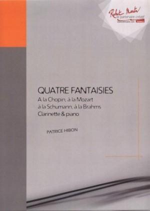Patrice Hibon: Quatre Fantaisies
