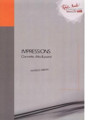 Patrice Hibon: Impressions