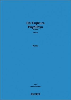 Dai Fujikura: PoyoPoyo