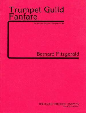 Bernard Fitzgerald: Trumpet Guild Fanfare