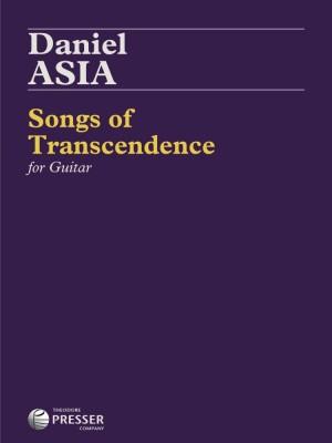 Daniel Asia: Songs Of Transcendence