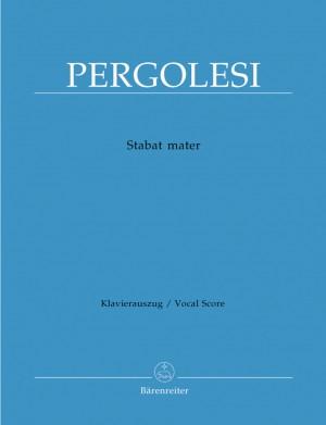 Pergolesi, GB: Stabat mater for Soprano, Alto, Strings and Basso continuo