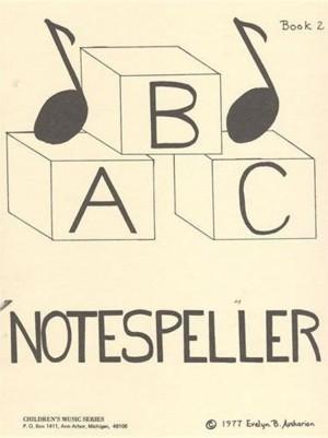 ABC Notespeller Workbook 2