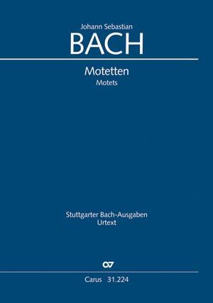 Bach, JS: Complete Motets