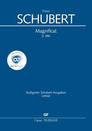 Schubert: Magnificat in C (D 486; C-Dur)