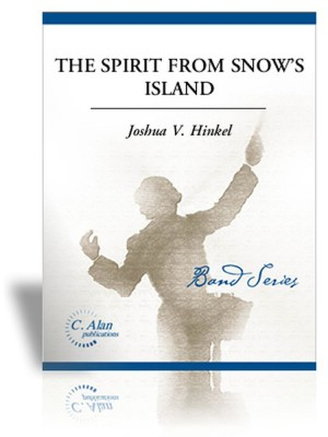 Joshua Hinkel: The Spirit From Snow's Island Product Image